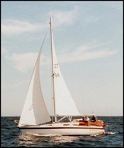 Tidssvarende Pernilles Saga - Archimedes - Svensk Påhængsmotor YS-07