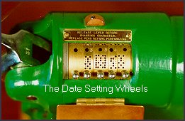 The Date Wheels